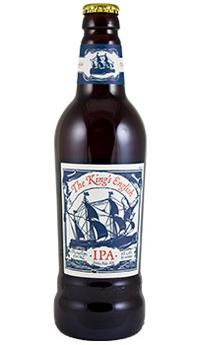 Trader Joe's The King's English IPA