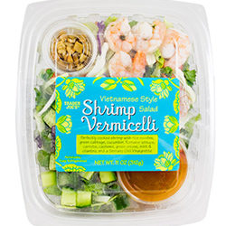 Trader Joe's Shrimp Vermicelli Salad