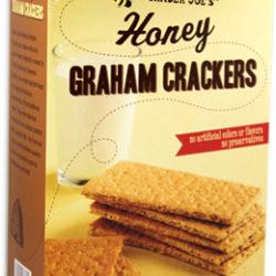 Trader Joe's Honey Graham Crackers