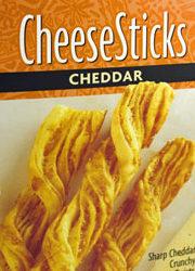 Trader Joe's Cheddar CheeseSticks