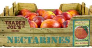 Trader Joe's Nectarines