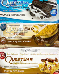 Trader Joe's Quest Protein Bars