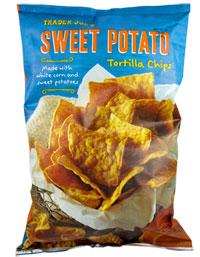 Trader Joe's Sweet Potato Tortilla Chips