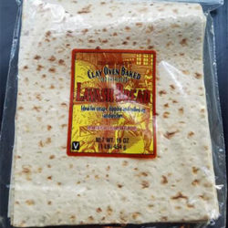 Trader Joe's Clay Oven Baked Old Fashioned Lavash Bread
