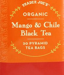 Trader Joe's Organic Mango & Chile Black Tea