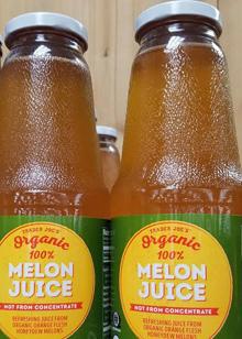 Trader Joe's Organic 100% Melon Juice