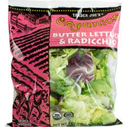 Organic Butter Lettuce & Radicchio