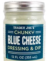 Trader Joe's Chunky Blue Cheese Dressing & Dip