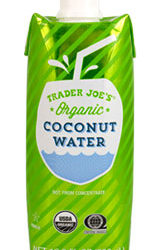 Trader Joe's Organic Coconut Water