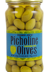 Trader Joe's Picholine Olives