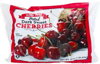 Trader Joe's Pitted Dark Sweet Cherries