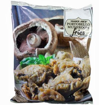 Trader Joe's Portobello Mushroom Fries