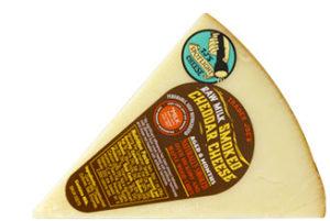 Trader Joe's Raw Milk Smoked Cheddar Cheese