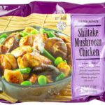 Trader Joe's Shiitake Mushroom Chicken