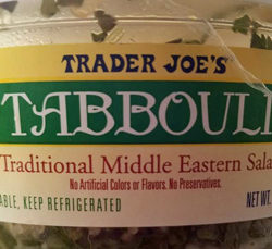 Trader Joe's Tabbouli Salad
