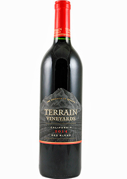 Terrain Vineyards California Red Blend
