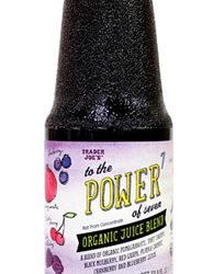 Trader Joe's to the Power of 7 Organic Juice Blend