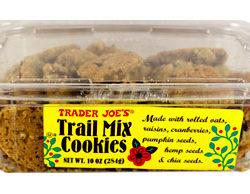 Trader Joe's Trail Mix Cookies