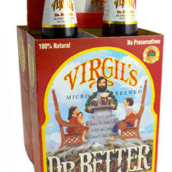 Trader Joe's Virgil's Dr. Better Root Beer