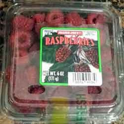 Trader Joe's Raspberries