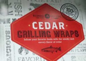 Trader Joe's Cedar Grilling Wraps