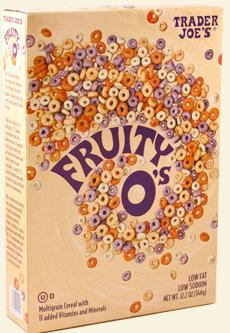 Trader Joe's Fruity O's