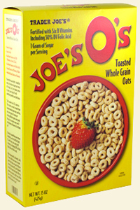 Trader Joe's Joe's O's