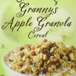 Trader Joe's Organic Granny's Apple Granola