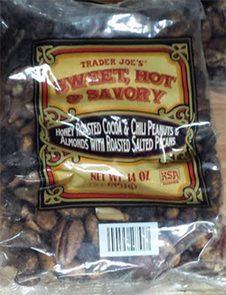 Trader Joe's Sweet Hot & Savory Mix
