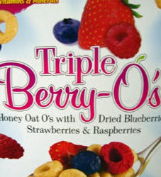 Trader Joe's Triple Berry O's