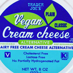 Trader Joe's Vegan Cream Cheese
