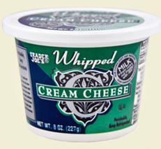 Trader Joe's Whipped Cream Cheese