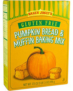 Trader Joe's Gluten-Free Pumpkin Bread & Muffin Baking Mix