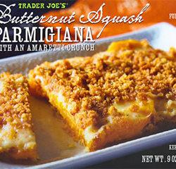 Trader Joe's Butternut Squash Parmigiana
