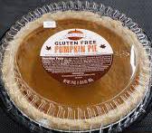 Trader Joe's Gluten-Free Pumpkin Pie