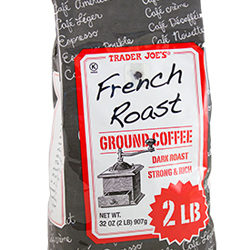 Trader Joe's French Roast Ground Coffee