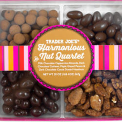 Trader Joe's Harmonious Nut Quartet