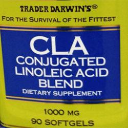 Trader Joe's CLA Conjugated Linoleic Acid Blend Supplement
