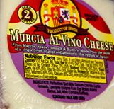 Trader Joe's Murcia al Vino Cheese