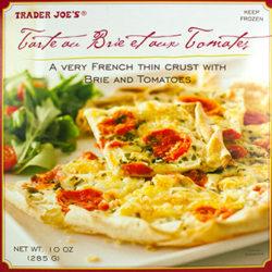 Trader Joe's Tarte au Brie et aux Tomates Pizza