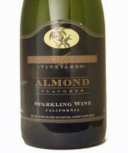 Almond Creek Almond Flavored Sparkling Wine