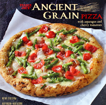 Trader Joe's Ancient Grain Pizza