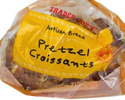Trader Joe's Pretzel Croissants
