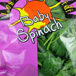 Trader Joe's Baby Spinach