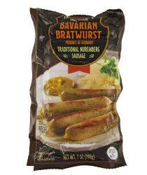 Trader Joe's Bavarian Bratwurst