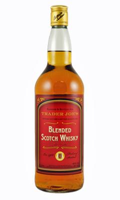 Trader Joe's Blended Scotch Whiskey