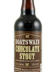 Trader Joe's Boatswain Chocolate Stout