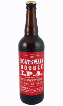 Trader Joe's Boatswain Double IPA