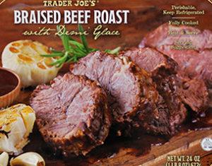Trader Joe's Braised Beef Roast