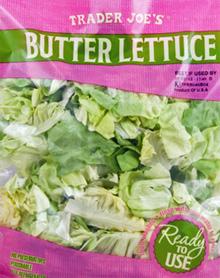 Trader Joe's Butter Lettuce